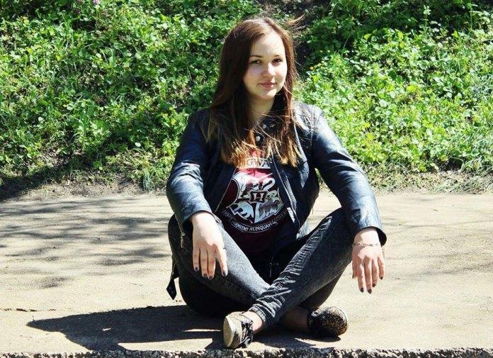Ярина Каторож. Фото Богдан Кухта