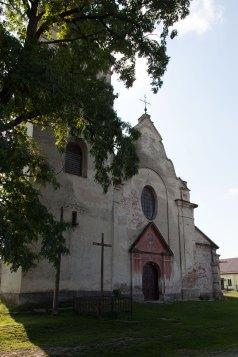 Костел св. Миколая у Вижнянах , 2018 р.