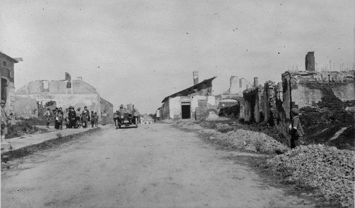 Село Янів (сучасне Івано-Франкове), Яворівський район, 1919 р