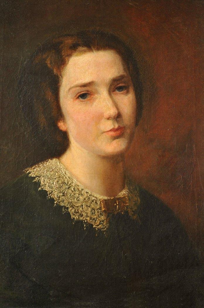 Софія Шептицька (автопортрет)