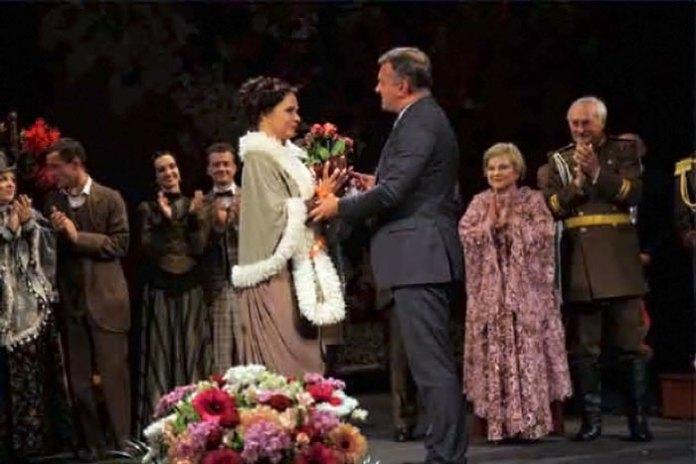 Відкриття 101-го театрального сезону Заньківчан