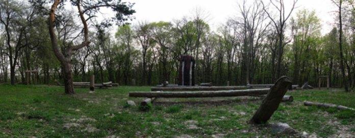 Лиса гора в Києві – відоме місце шабашів.