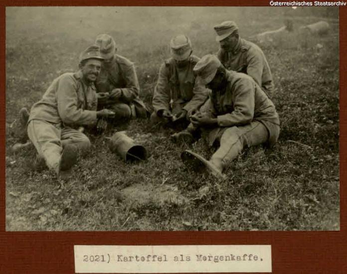 Рава-Руська на фото часів Першої світової війни