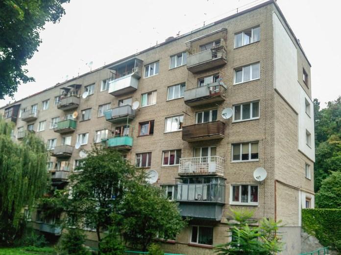 Будинок №17, вул. Ф.Колесси. Фото Мар'яни Іванишин.