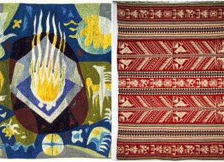 Львів'ян запрошують на виставку «Стефанія Шабатура. Ткацтво, живопис, графіка»