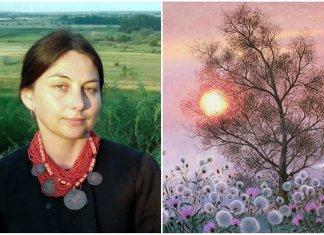 """«Друзі мої, дерева», або виставка Ольги Кваші в галереї """"Зелена канапа"""""""