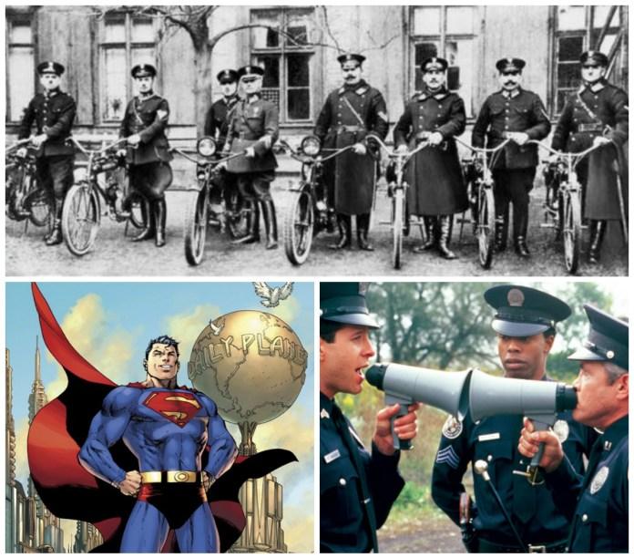 """""""Поліцейська академія"""" міжвоєнного часу, або полісмен – це людина чи супергерой?"""