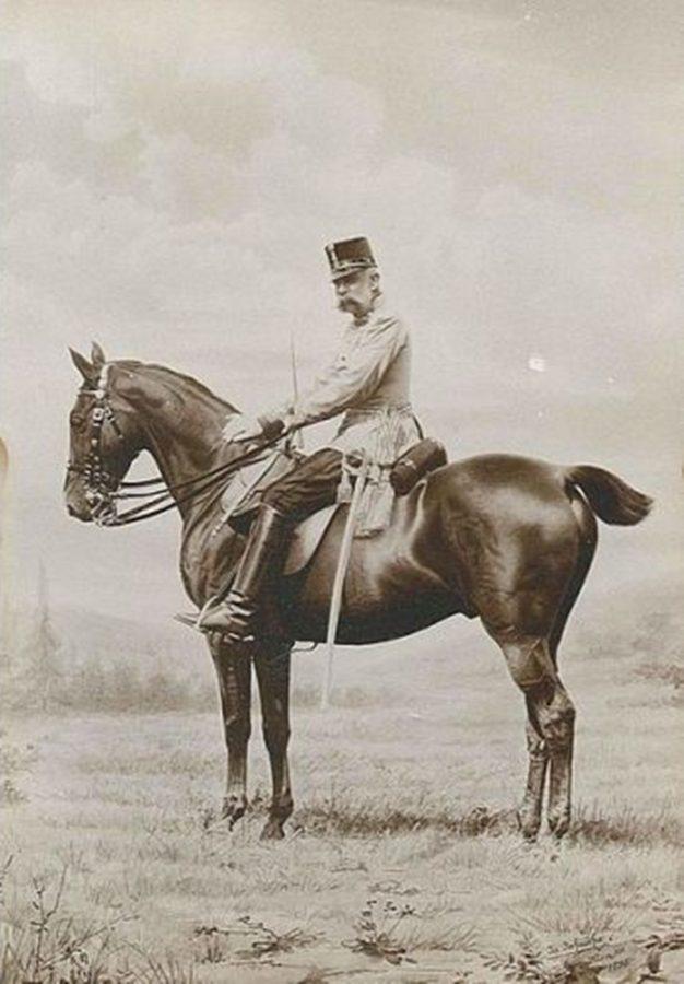Франц Йосиф І