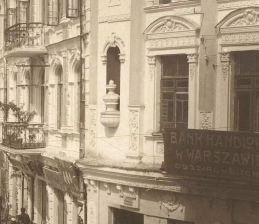 Один з будинків Кронштейнів біля Братського мосту у Луцьку