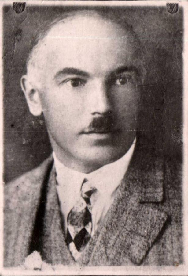 Євген Нагірний. Світлина 1920-х років