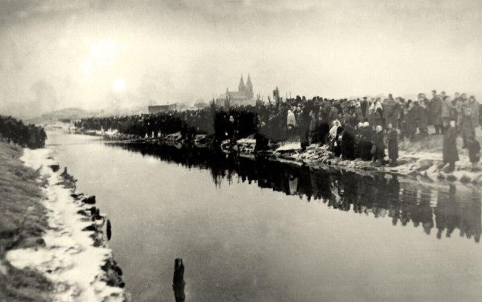 Свято Йордану в Рівному на Усті, 1936 рік