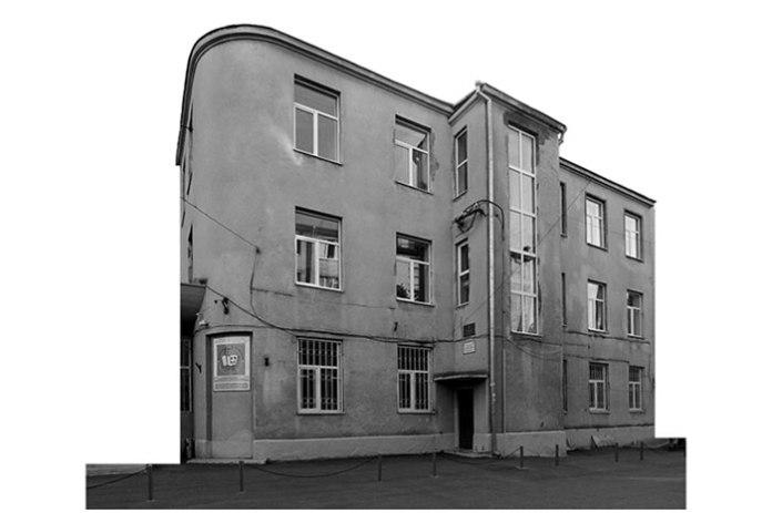 Чеська школа з проекту Юзефа Новака, сучасне фото