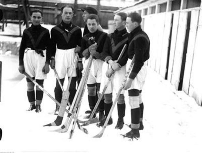 Одна з найсильніших команд міжвоєнного Львова «Чарні», 1926 рік