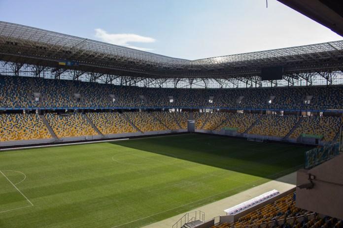 Стадіон «Арена Львів»