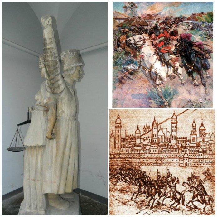 Третя рука Хмельницького, або львівський міщанин, який ризикнув усім
