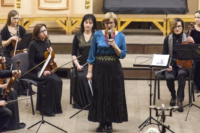 Концерт до 140-річчя від дня народження Станіслава Людкевича «Уклін славетному Людкевичу»