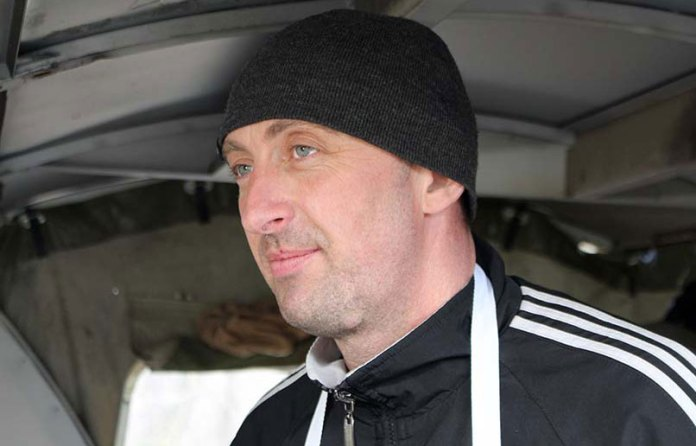 Василь, шеф-кухар 66 мобільного госпіталю