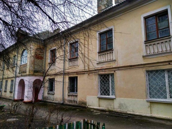 Будинки для сімей військових польських часів