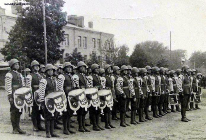 Полковий оркестр 45-го полку стрільців кресових