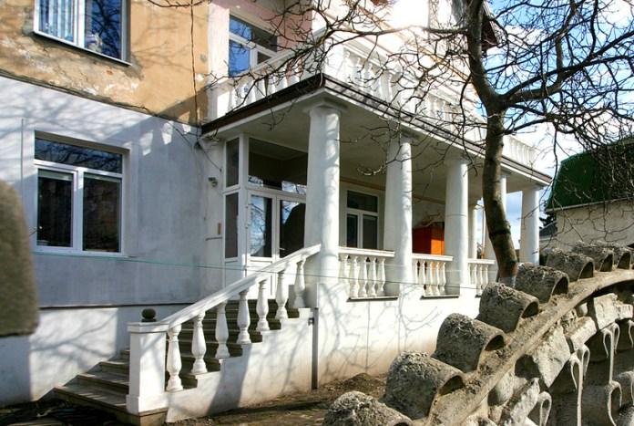 Будинок родини Розаліні в Луцьку ще є, але вже надбудований