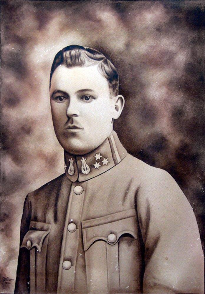 Іван Кейван. Січовий стрілець, 1933
