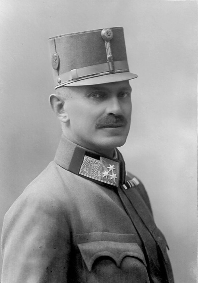 Генерал Станіслав Шептицький