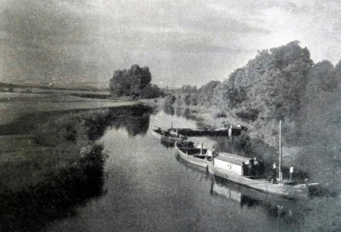 Річка Горинь, Рівненщина, міжвоєнний період.