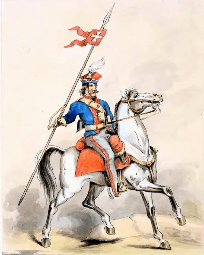 Барський конфедерат, коли поляки боролись один проти одного. Фото з https://uk.wikipedia.org