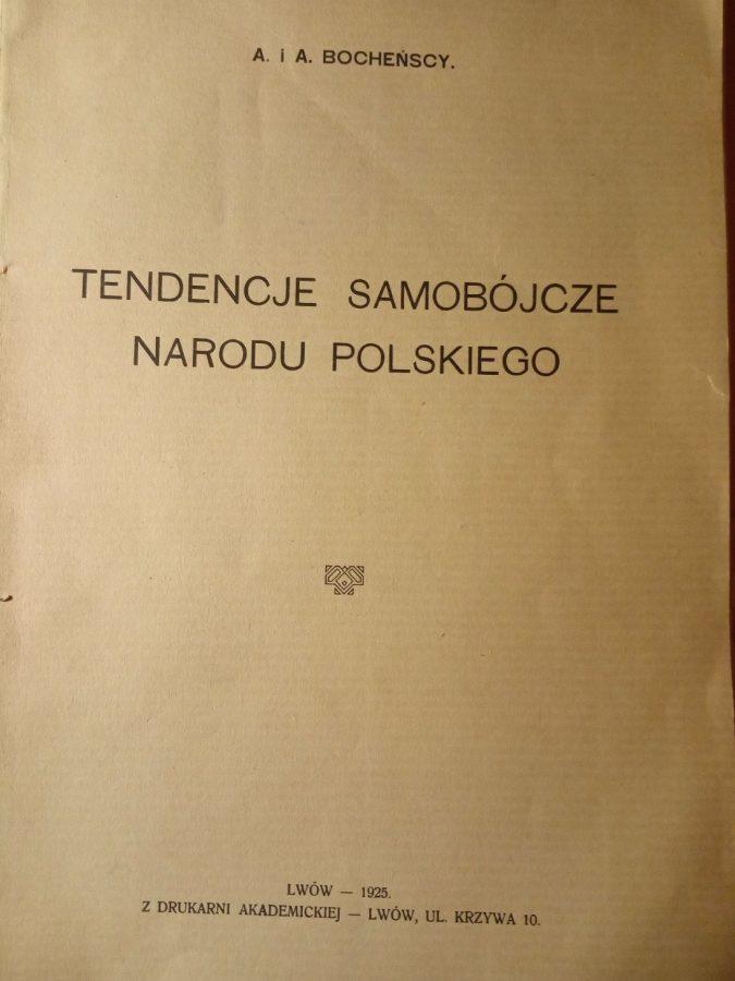 Титульня сторінка праці. Фото Є. Гулюка