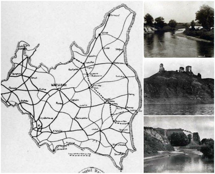 Туристичні маршрути на Рівненщині 80 років тому