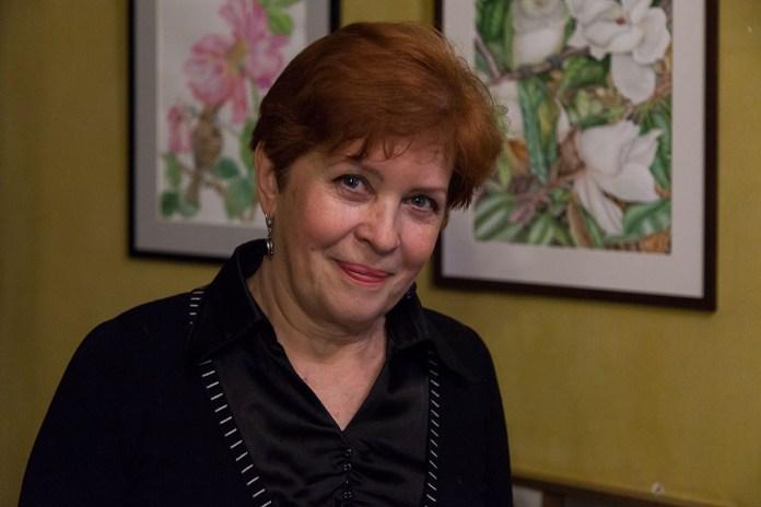 Марина Крижанська