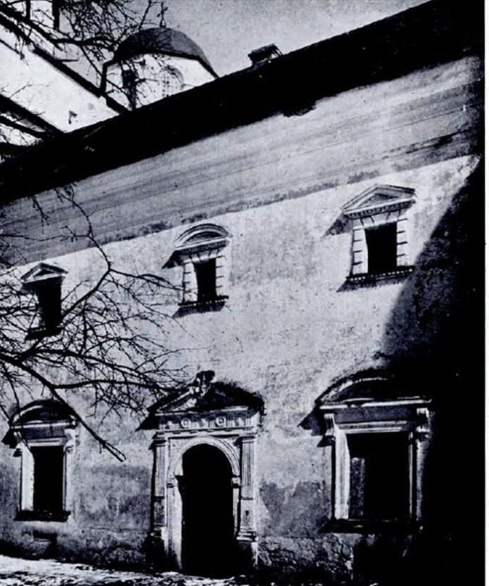 Монастир, (західна сторона), 1935 рік