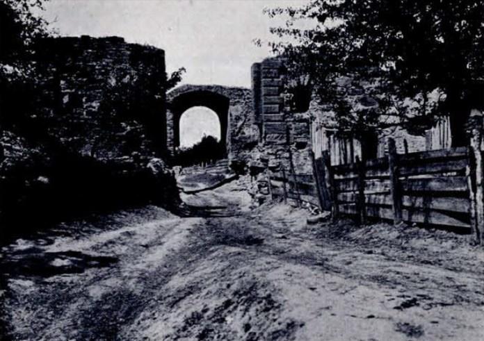 Містечко Межиріч Острозький, 1935 рік