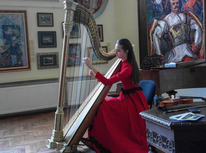 Сольний концерт Алісії та Катаріни Мудрик