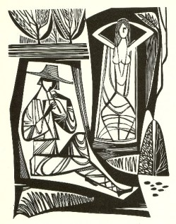 Мирон Левицький. Лісова пісня, 1977 рік