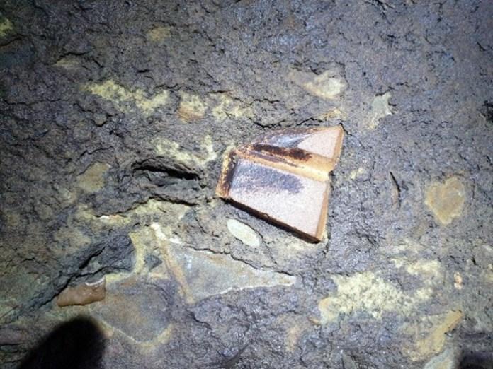 Що мали то в бетон і кидали