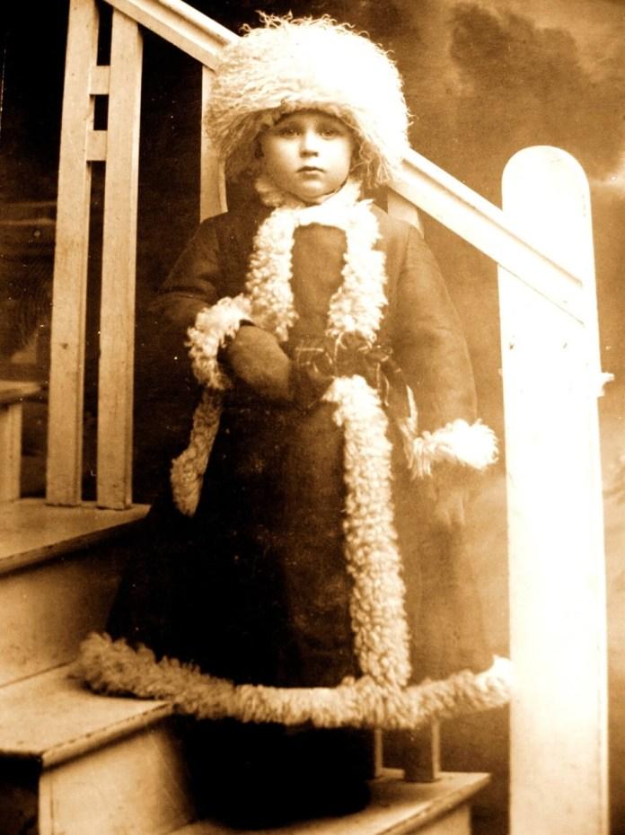 Борис Квашенко, Рівне, 1917 р.
