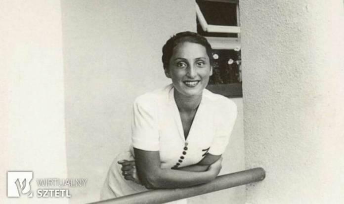Зузанна Гінчанка, Варшава, 1937 р.