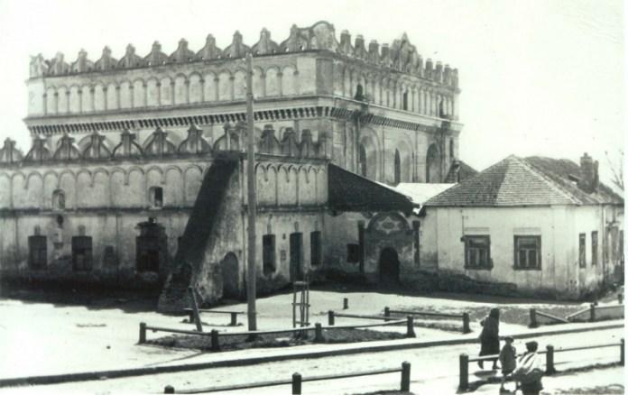 Синагога в Любомлі