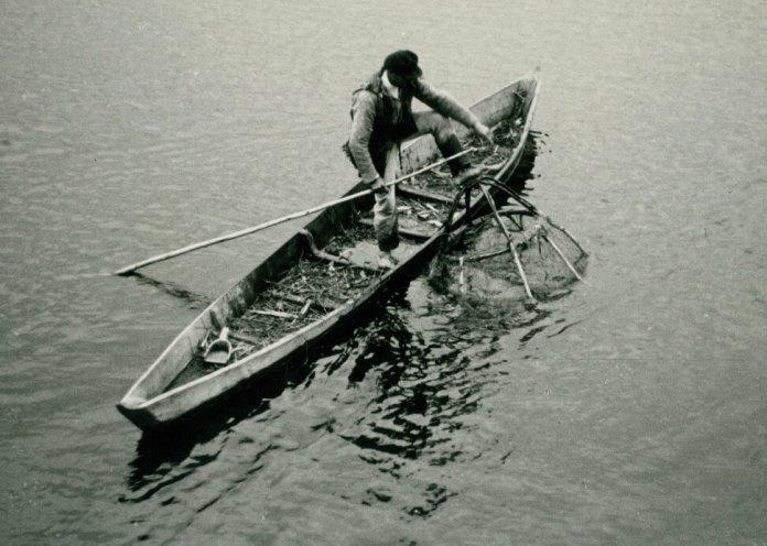 Рибалки на Поліссі. 1930-і рр.