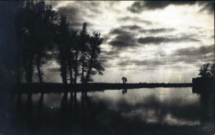 Вечір на Поліссі, 1920-і рр.