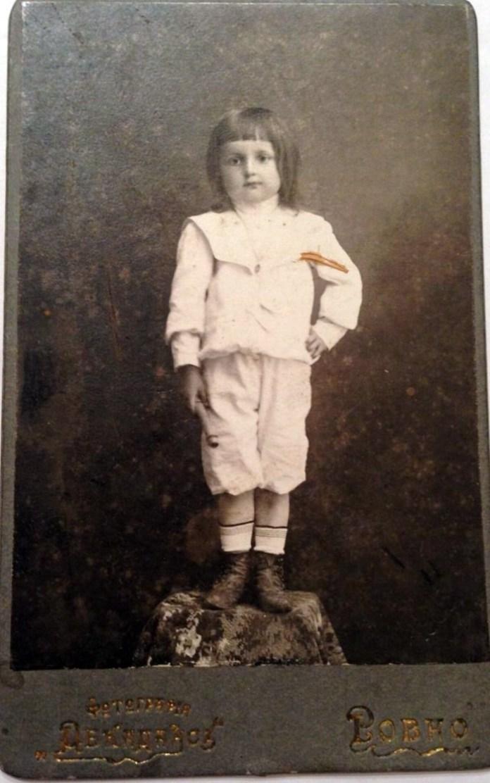Дитяче фото, салон «Декаданс»
