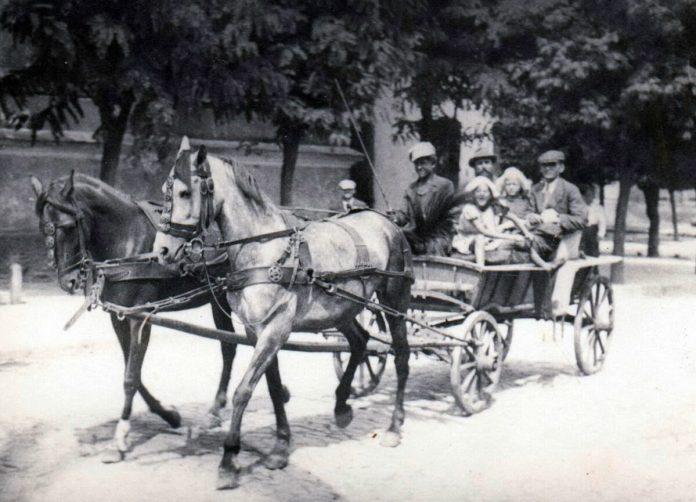 Сім'я священика І. Міщука. Дубно, 1938 р.