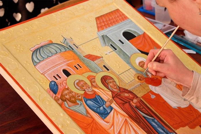 На Львівщині відбудеться Літня школа іконопису