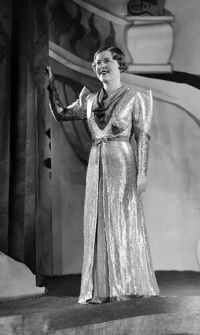Софія Терне, 1927 рік