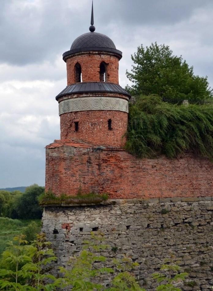 Дівоча башта, сучасний вигляд