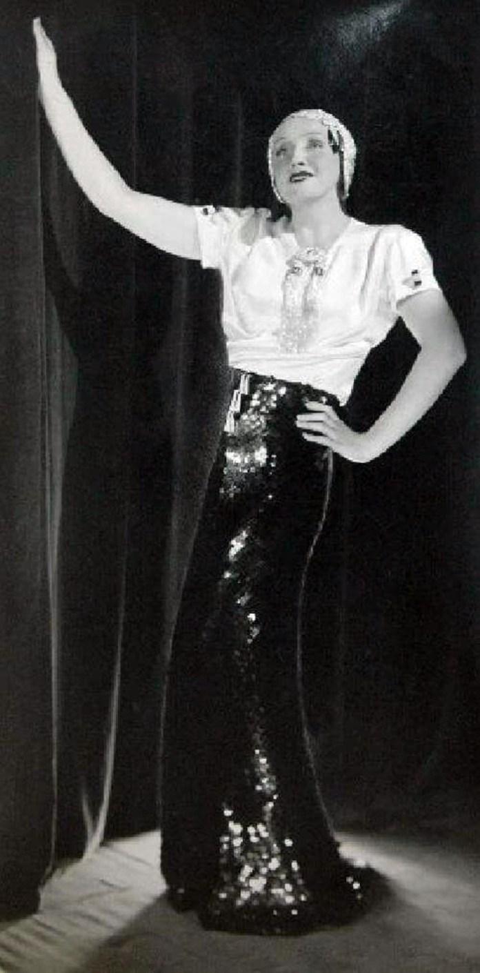 Софія Терне, 1930-і роки