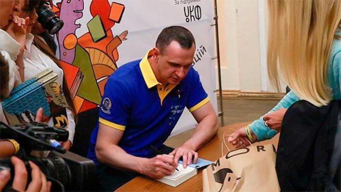 Олег Сенцов. Фото: starylev.com.ua