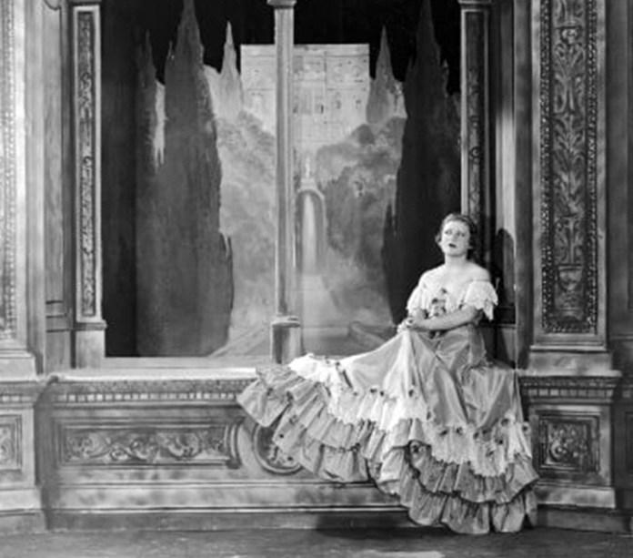 Софія Терне, 1935 рік