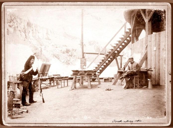 Створення Рацлавицької панорами, 1890-і рр.